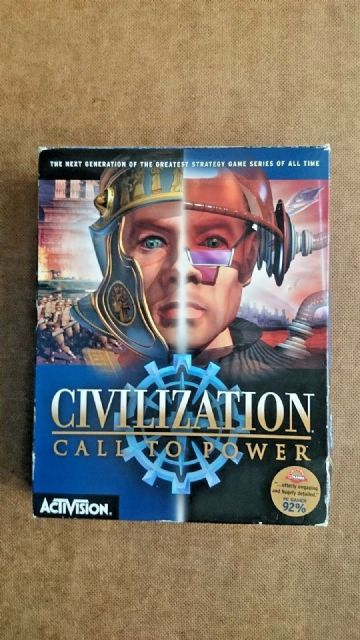 Call to Power  (PC: Windows, 1999) - Big Box Edition
